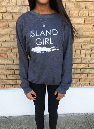Island Girl Sweatshirt - Urban Farmhouse Market