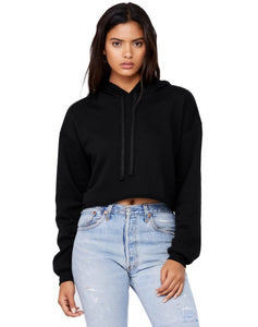 Urban Farmhouse Cropped Hooded Sweatshirt