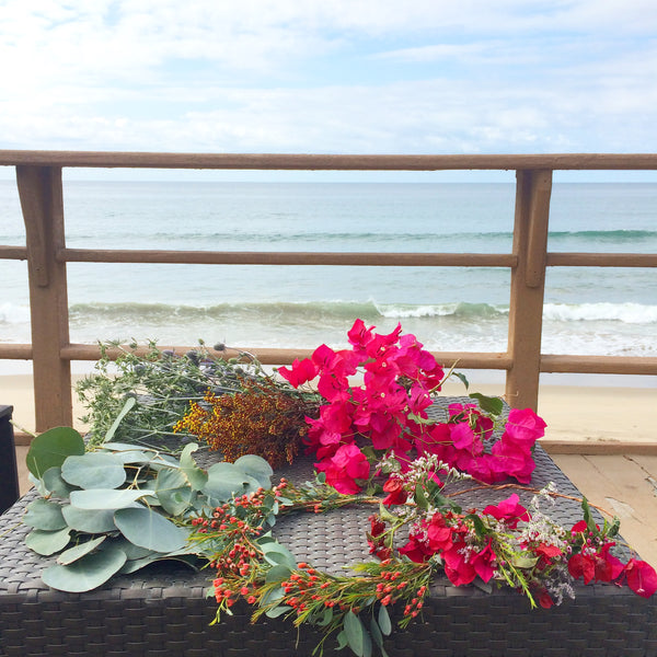 Fresh Flower crown, flower crowns, fresh flower crown malibu,  flower bar, Malibu
