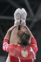 Heather Ross McManus Olympics Athens 2004 Trampoline