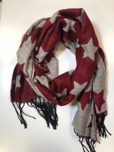 Star Scarf - MSC The Store