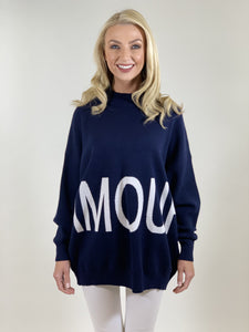 Amour jumper - MSC The Store