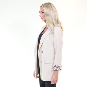 Megan Blazer - MSC The Store