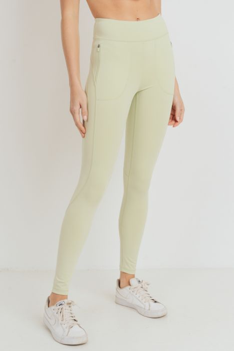 Eco Highwaisted Leggings