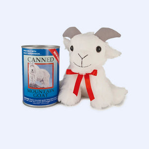 Canned Mountain Goat