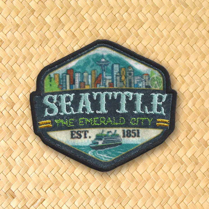 Emerald City Patch