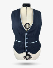 pre-owned SAI wear Ranch Riding vest #1050