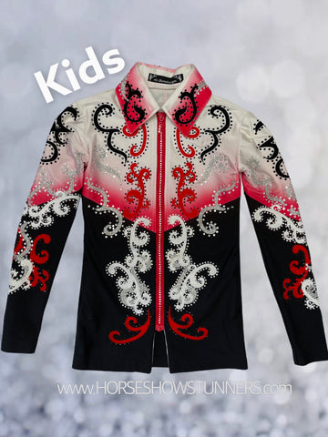 Kids AS-Showdesign Shirt and Chaps Set #1268