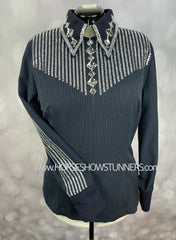 MamaMia one of a kind HMS Shirt #1265 NEW ARRIVAL