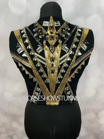 more glitter more style Bolero Exclusive #1236