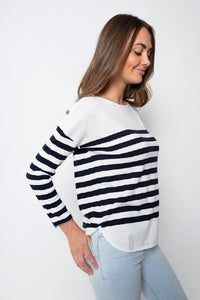Sailor Stripe Pullover