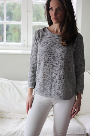 DAGBY COTTON SWEATER