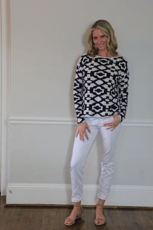 Trellis Sweater