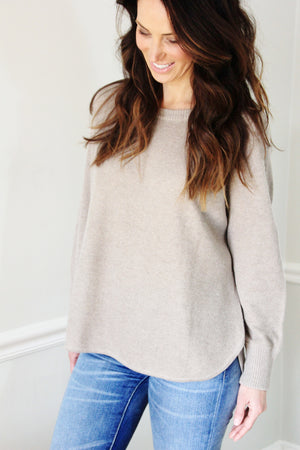 The Bobby Ann Pullover Sweater