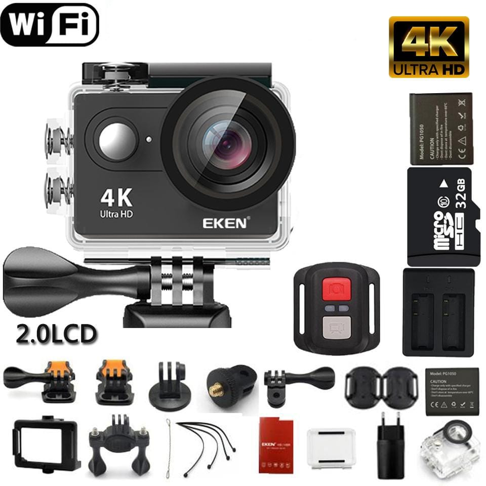 Ultra HD 4K Action Camera Snorkeling Bundle