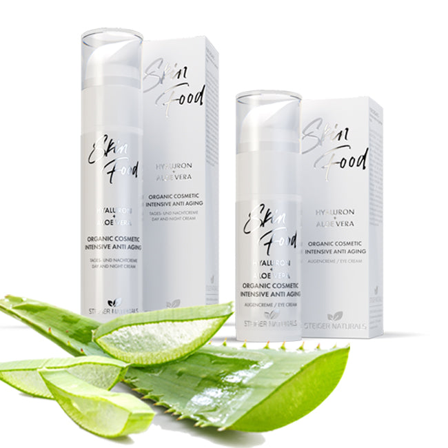 SET INTENSIVE ANTI AGING, Creme + Augencreme