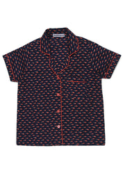 Nemo Print Short Sleeve Kids Nightsuit
