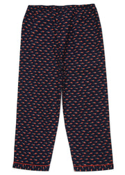 Nemo Print Short Sleeve Kids Night Suit