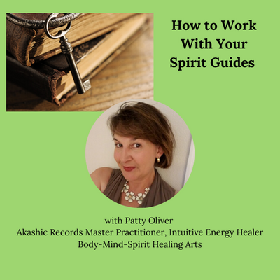 How to Work With Your Spirit Guides