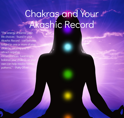 Chakras and Your Akashic Record eBook