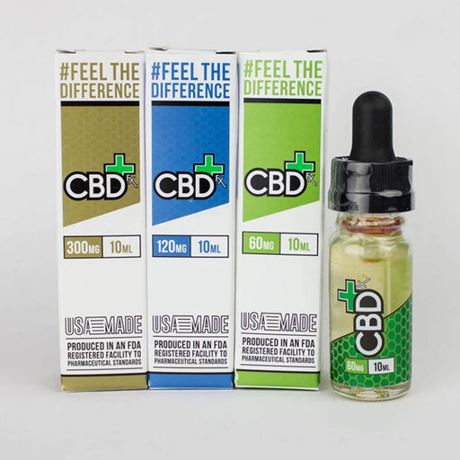 CBD Oil Vape Additive-CBDfx-Bubba Skunk