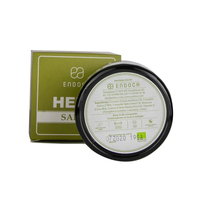Hemp Salve - bubba-skunk