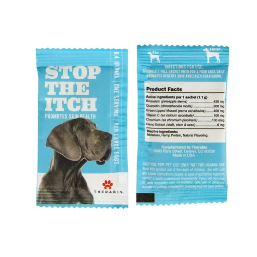 Stop the Itch - Hemp for Dogs - bubba-skunk