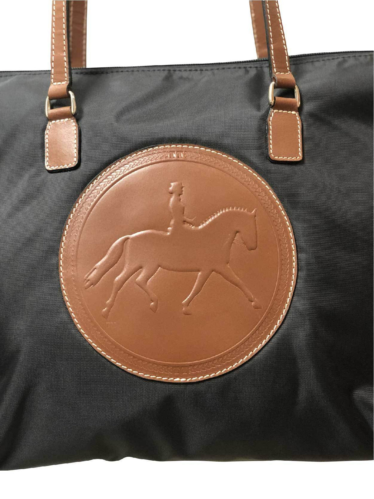Tucker Tweed Equestrian Devon Day Bag - Dressage