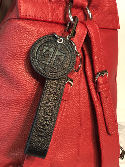 Tucker Tweed Equestrian Leather Handbags Tucker Tweed Equestrian Keychains