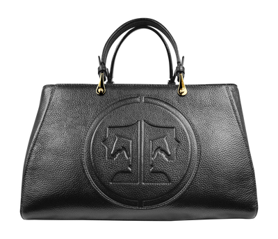 Tucker Tweed Leather Handbags Black / Signature Sedgefield Legacy: Signature