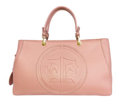 Tucker Tweed Leather Handbags Rosé / Signature Sedgefield Legacy: Signature