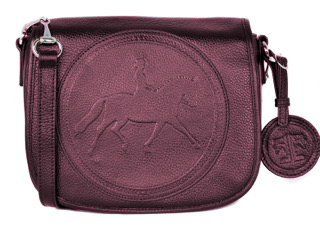 Tucker Tweed Leather Handbags Mulberry / Dressage The Camden Crossbody: Dressage