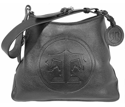 Tucker Tweed Leather Handbags Black / Signature The Tweed Manor Tote: Signature