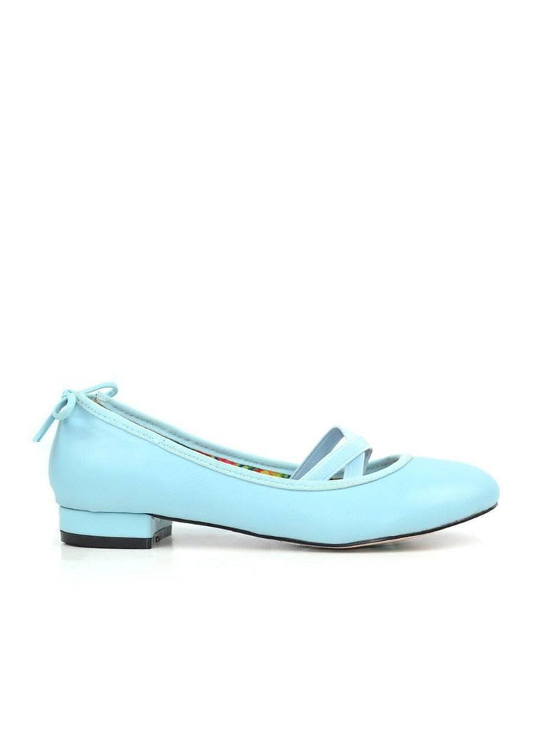 """TAKE A NATURAL STEP"" - BALLET FLAT - Lala Shoes"