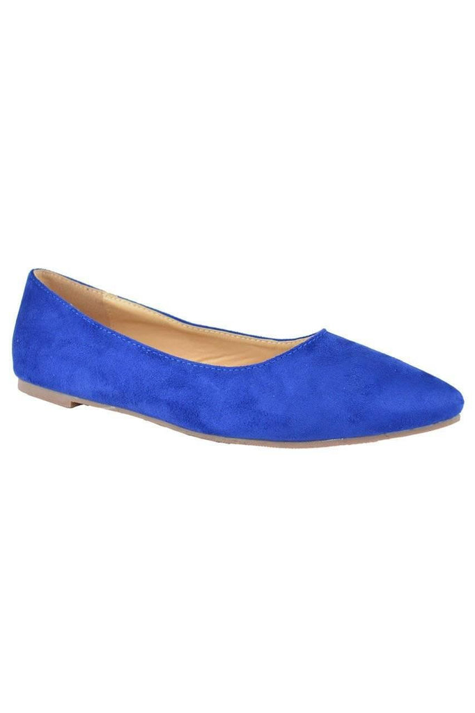 """COMFORT, STAY IN TOUCH"" - BALLET FLAT - Lala Shoes"