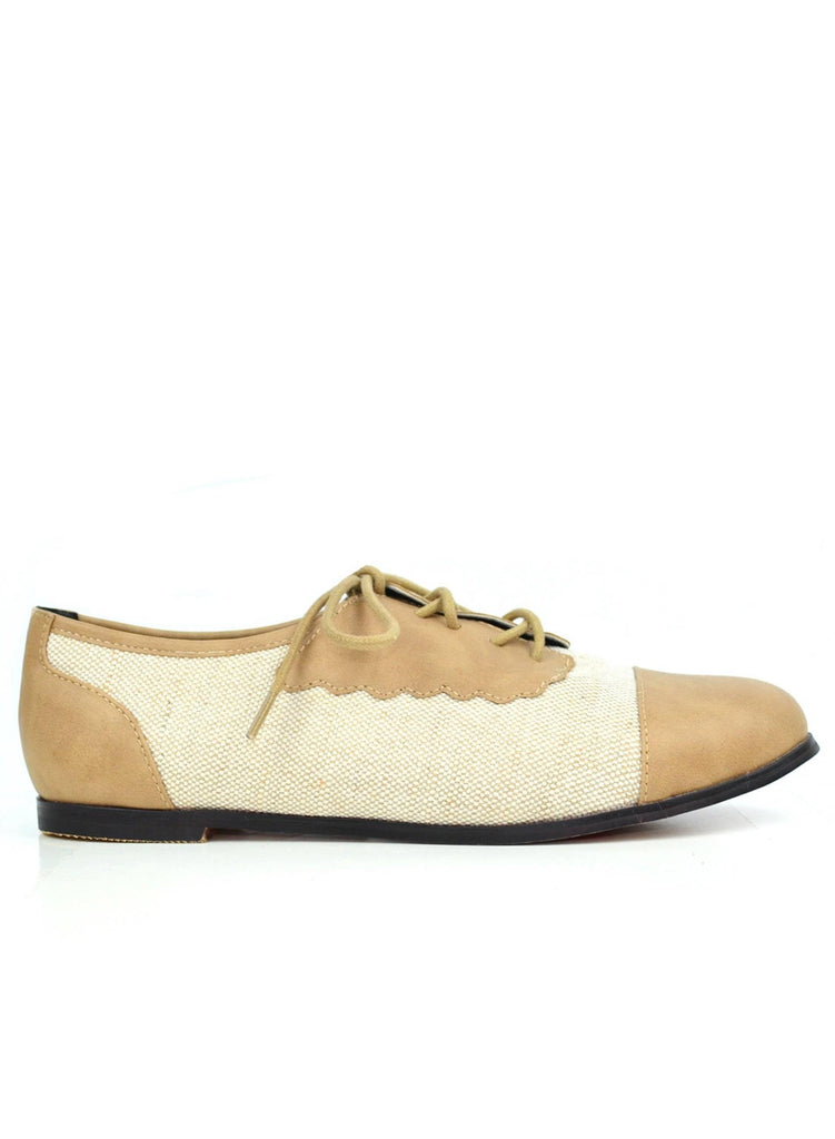 """THEY DON'T QUIT"" - OXFORD SHOES - Lala Shoes"