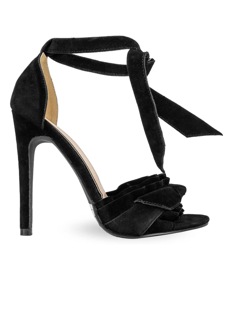 """PIXIE"" - WOMEN'S ANKLE STRAP HEELS - Lala Shoes"