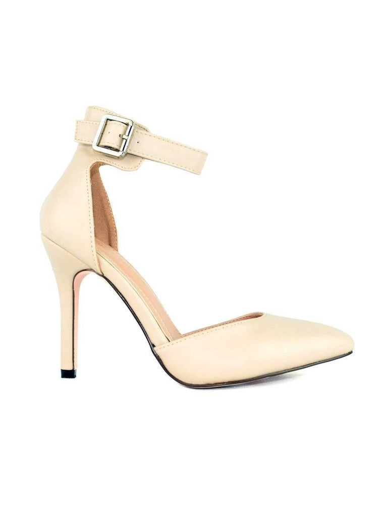 """WELCOME TO PRETTY CITY"" - D'ORSAY PUMP - Lala Shoes"