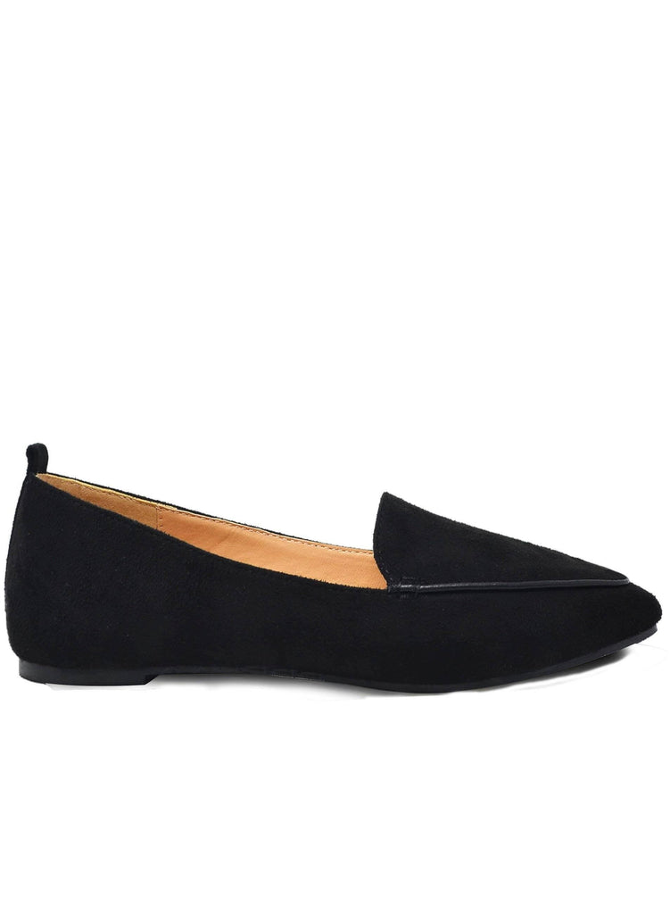 """HARLEY""- WOMEN'S SLIP ON FLATS - Lala Shoes"