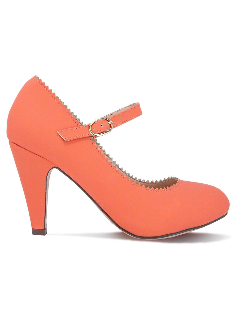 """DOROTHY"" - WOMEN'S MARY JANE HEELS - Lala Shoes"