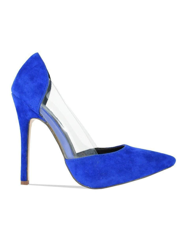 """BRING OUT THE SIDE""-PUMP HEEL - Lala Shoes"