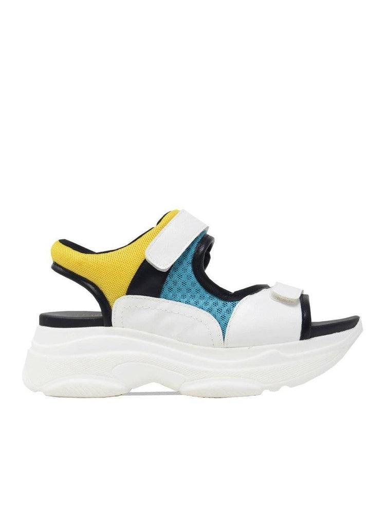"""VISIONARY""-DOUBLE STRAP SPORT SANDAL - Lala Shoes"