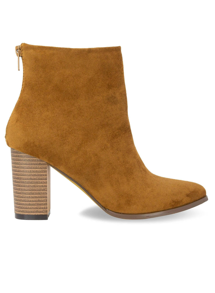 """ISOBELLE GLOVER""- ANKLE BOOTIE - Lala Shoes"
