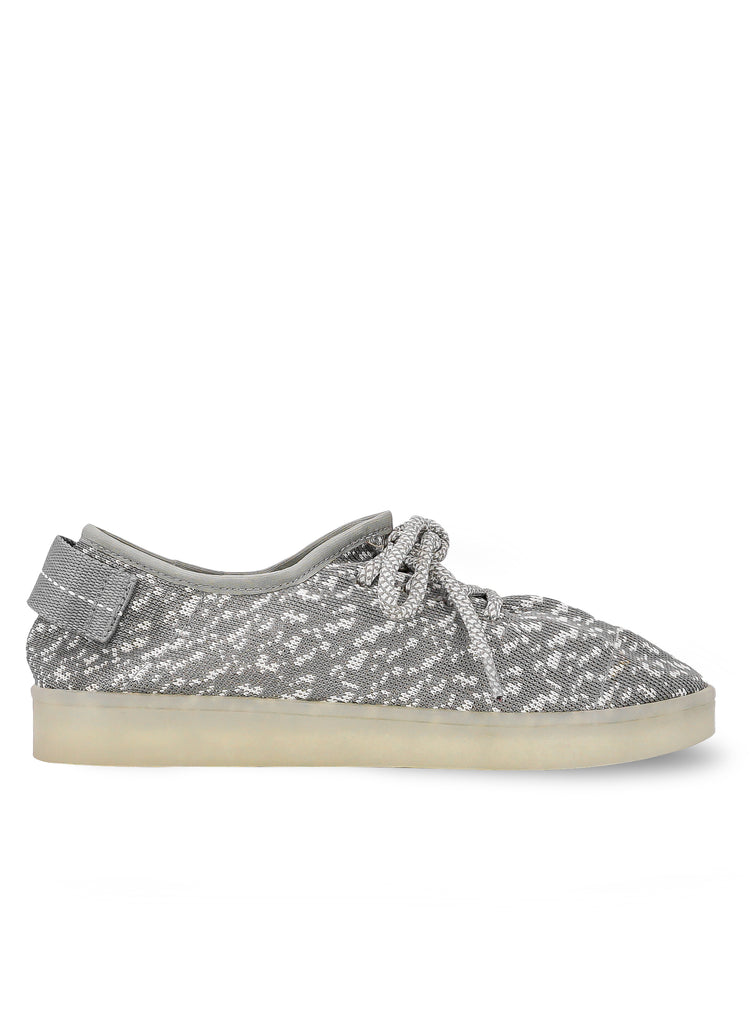 """Aurora""-Women's Grey LED Light Up Sneaker"