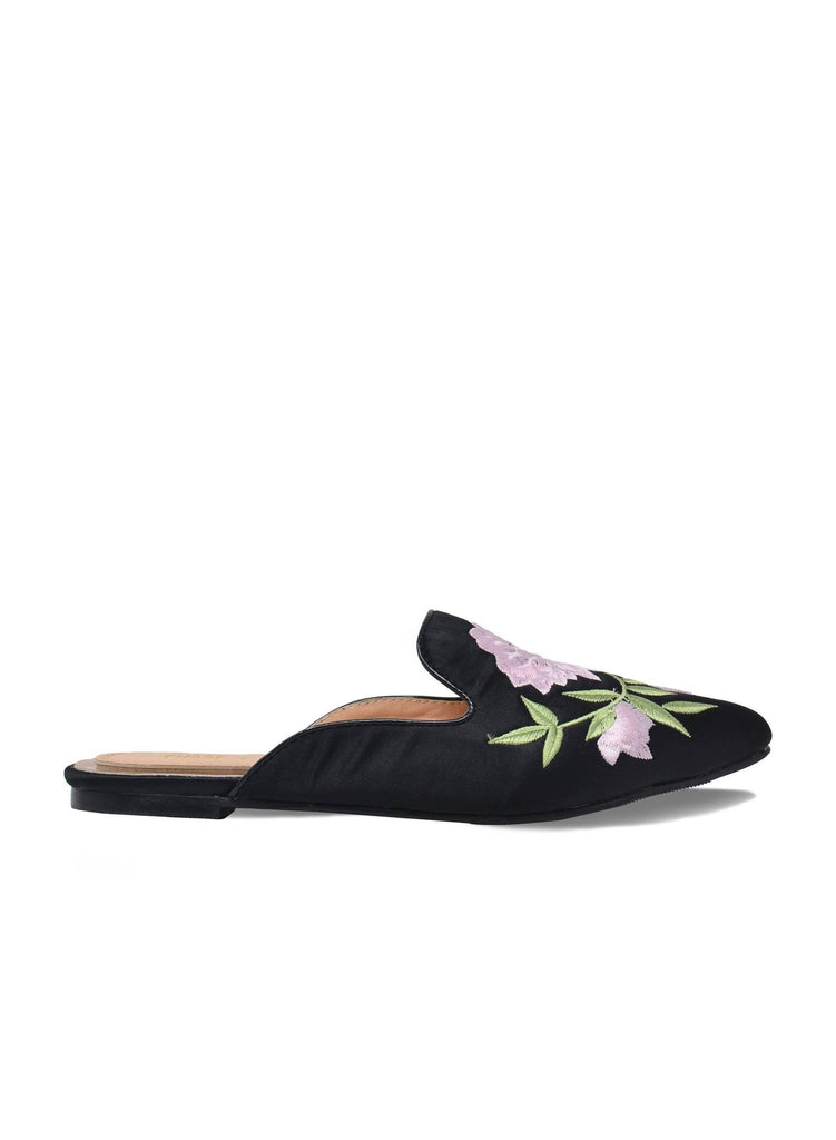 """KADIE TURNBULL""- WOMEN'S FLAT - Lala Shoes"