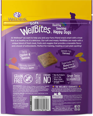 Wellness- WellBites Chicken & Venison
