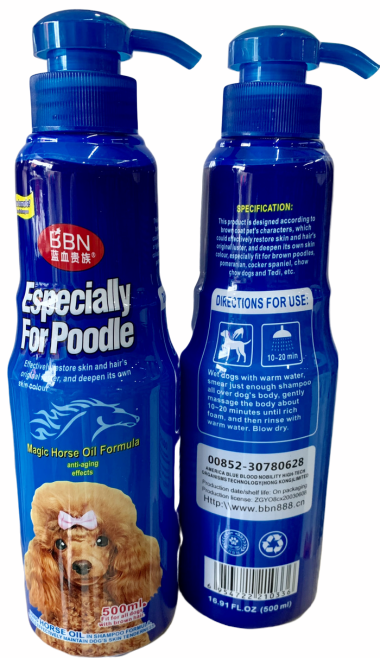 BBN - Magic Shampoo For Poodles
