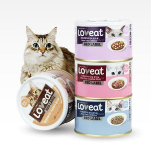LOVEAT - Premium Wet Cat Food