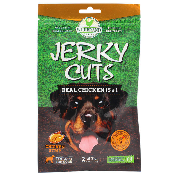 Wuji - Jerky Cuts Chicken Flavor