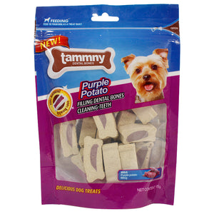 Tammny - Purple Potato Filling Dental Bones